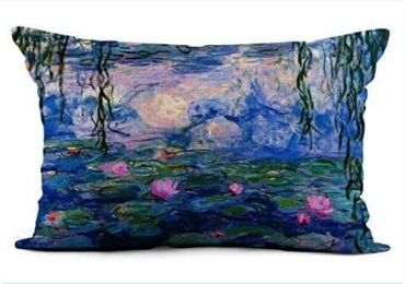 Famous Painting Pillows manufacturer and supplier in China