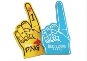 Fan Cheering Foam Fingers manufacturer and supplier in China