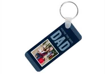 Father Gift Acrylic Keychain manufacturer and supplier in China