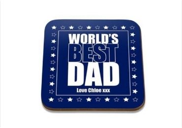 Father's Day Coaster manufacturer and supplier in China