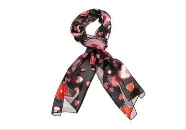 Father's Day Silk Scarf manufacturer and supplier in China