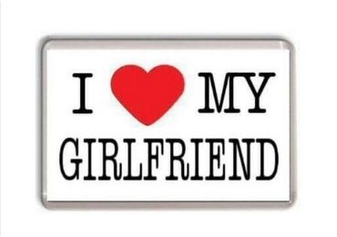 Girlfriend Gift Acrylic Magnet manufacturer and supplier in China
