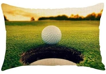 Golf Sports Gift Pillows manufacturer and supplier in China