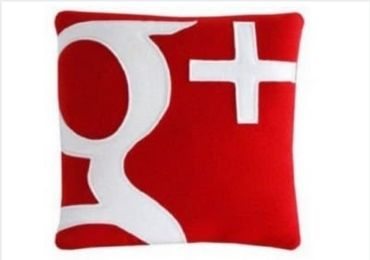 Google Gift Advertising Pillows manufacturer and supplier in China