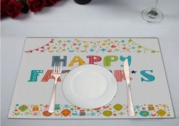 Grandfather Gift Placemat manufacturer and supplier in China