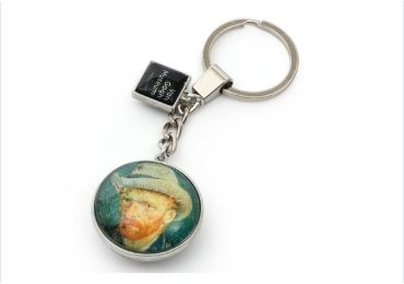 Grandparents Gift Epoxy Keychain manufacturer and supplier in China