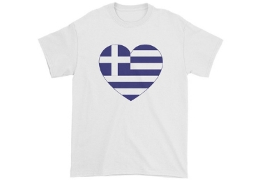 Greece Sports T-Shirt manufacturer and supplier in China