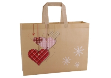 Holiday Gift Non-woven Bag manufacturer and supplier in China