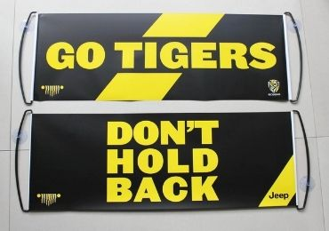 Jeep Sports Retractable Banner manufacturer and supplier in China