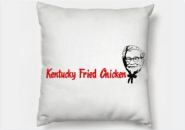 KFC Collectible Pillows manufacturer and supplier in China