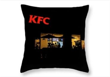 KFC Promotional Pillows manufacturer and supplier in China