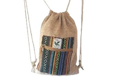 LOGO Printed Draw String Bag manufacturer and supplier in China