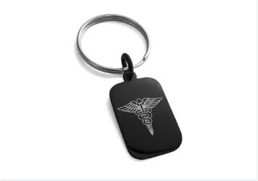 Laser Sports Keyring manufacturer and supplier in China