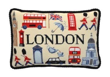 London Souvenir Pillows munufacturer and supplier in China