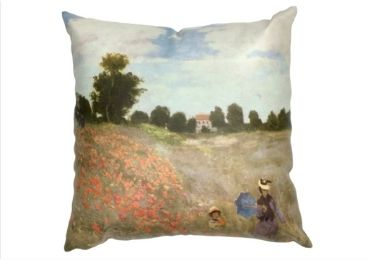 Monet Painting Pillows manufacturer and supplier in China