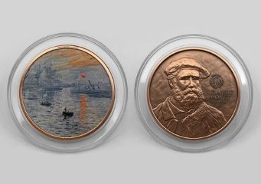 Monet Metal Coin manufacturer and supplier in China