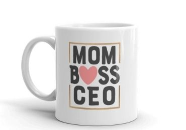 Mother's Day Ceramic Mug manufacturer and supplier in China
