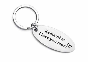 Mother's Day Keyring manufacturer and supplier in China