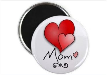 Mother's Day Magnet manufacturer and supplier in China