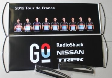 Nissan Tour De France Banner manufacturer and supplier in China