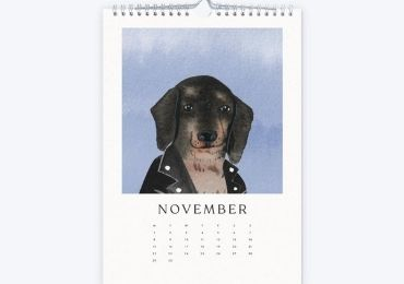 Pet Lover Gift Calendar manufacturer and supplier in China