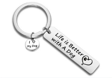 Pet Lover Gift Keychain manufacturer and supplier in China