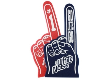 Printed Sports Foam Fingers manufacturer and supplier in China