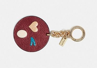 Promotional Leather Keychain manufacturer and supplier in China