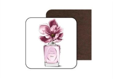 Promotional Luxury MDF Coaster manufacturer and supplier in China