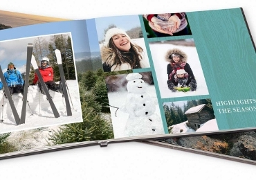 Christmas Gift Photo Album manufacturer and supplier in China