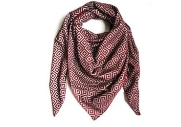 Retirement Day Silk Scarf manufacturer and supplier in China