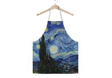 Romantic Cotton Apron manufacturer and supplier in China