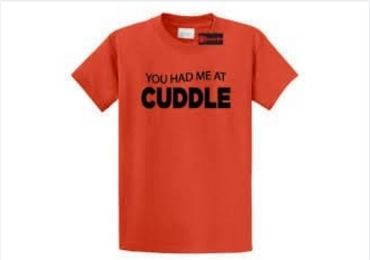 Romantic T-shirt manufacturer and supplier in China