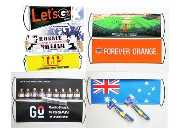 Hand Scrolling Banner manufacturer and supplier in China