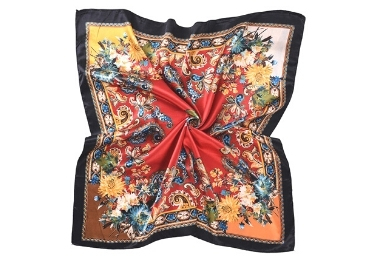 Silk Luxury Scarf manufacturer and supplier in China