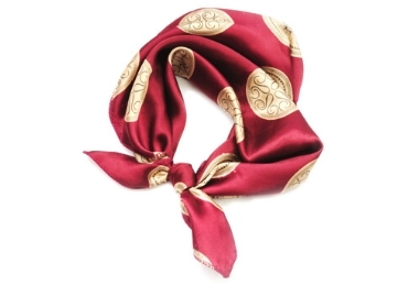 Silk Men Scarf manufacturer and supplier in China