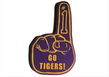 Slogan Printed Foam Fingers manufacturer and supplier in China