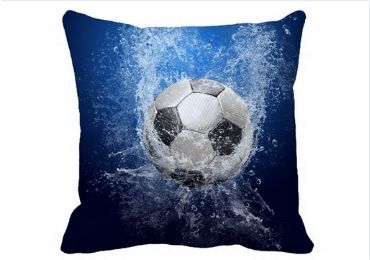 Soccer Sports Pillows manufacturer and supplier in China