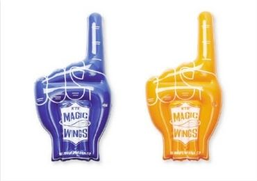 Sports Fan Cheering Sticks manufacturer and supplier in China
