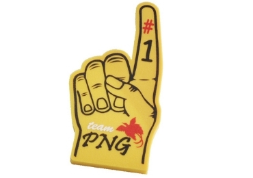 Sports Fan Gift Foam Fingers manufacturer and supplier in China