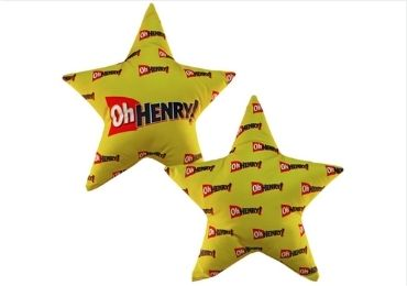 Star Shape Promotional Pillows manufacturer and supplier in China