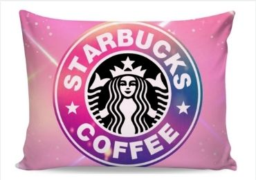 Starbucks Advertising Pillows manufacturer and supplier in China