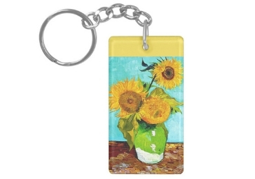 Sunflower Keychain manufacturer and supplier in China