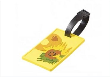 Sunflower Luggage Tag manufacturer and supplier in China