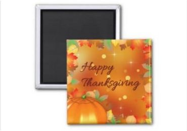 Thanksgiving Day Magnet manufacturer and supplier in China