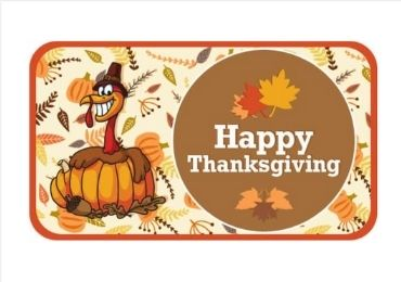 Thanksgiving Placemat manufacturer and supplier in China