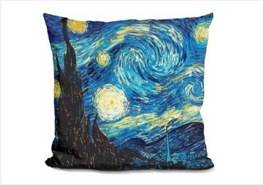 The Starry Night Pillows manufacturer and supplier in China