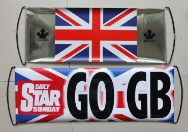 UK Football Fan Banner manufacturer and supplier in China