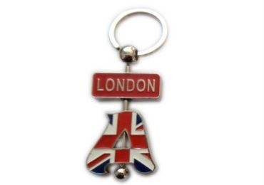 UK Sports Keychain manufacturer and supplier in China