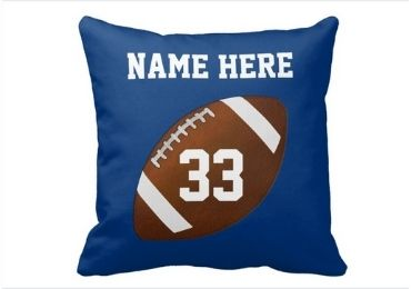 USA Football Gift Pillows manufacturer and supplier in China